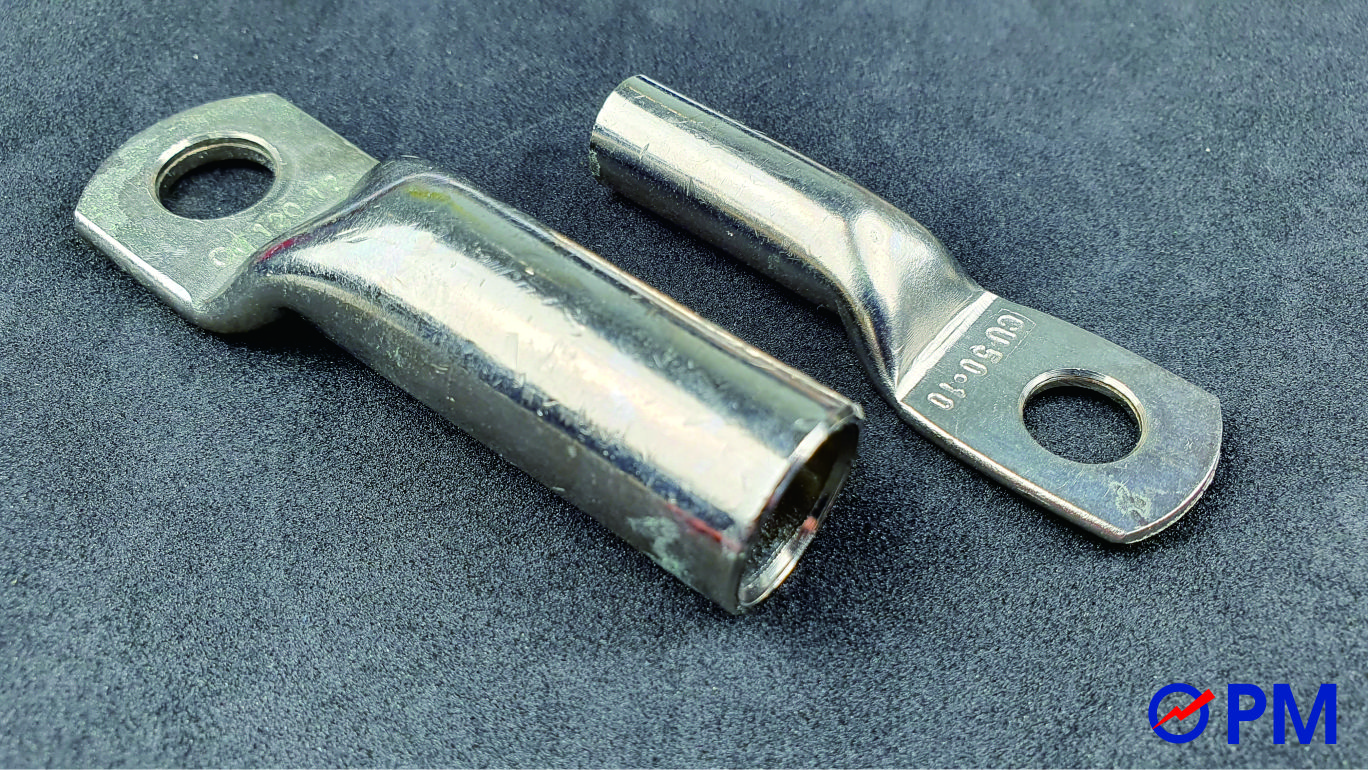 COPPER HEAVY DUTY CABLE LUGS