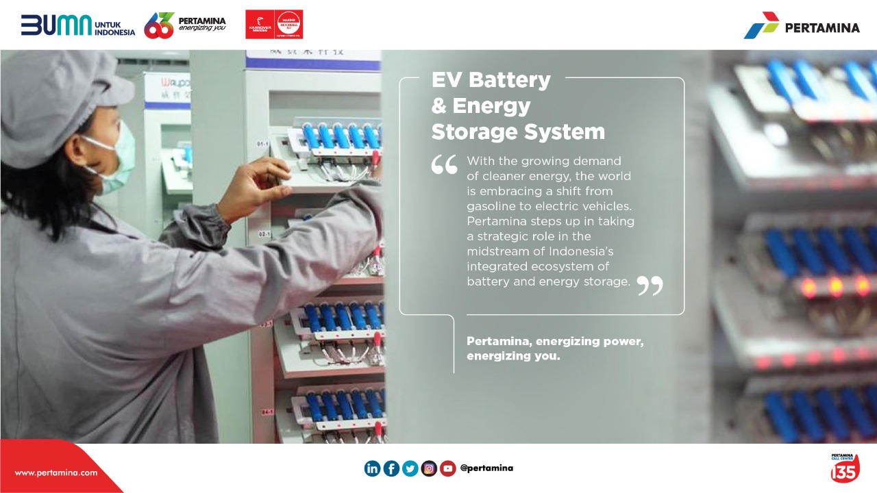 EV Battery & Energy Storage System